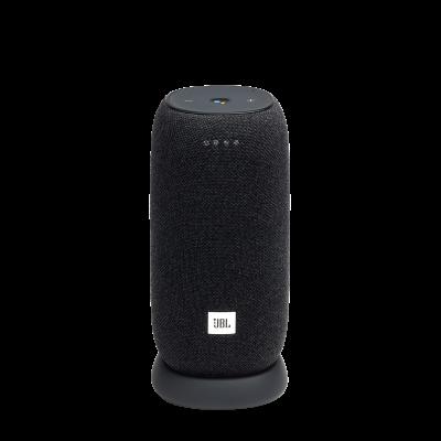 JBL Link Portable Wireless Smart Speaker Link Portable Black - JBLLINKPORBLKAM