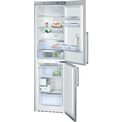 "24"" Bosch 11 Cu. Ft. 800 Series Counter-Depth Bottom-Freezer Refrigerator In Stainless Steel - B11CB81SSS"