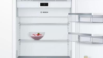 "30"" Bosch Benchmark Series Built-in Bottom Freezer Refrigerator In Stainless Steel - B30BB935SS"