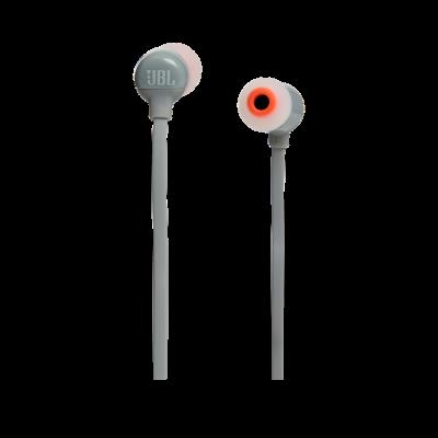 JBL Tune 110BT Wireless In-Ear Headphones In Grey - JBLT110BTGRYAM