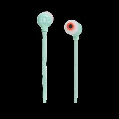 JBL Tune 110BT Wireless In-Ear Headphones In Green - JBLT110BTGRNAM