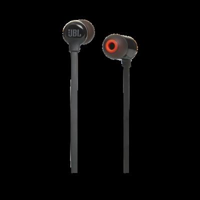 JBL Tune 110BT Wireless In-Ear Headphones In Black - JBLT110BTBLKAM