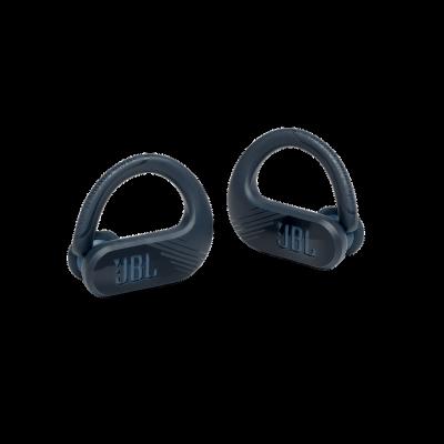 JBL Endurance Peak II Waterproof True Wireless In-Ear Sport Headphones In Blue - JBLENDURPEAKIIBLAM