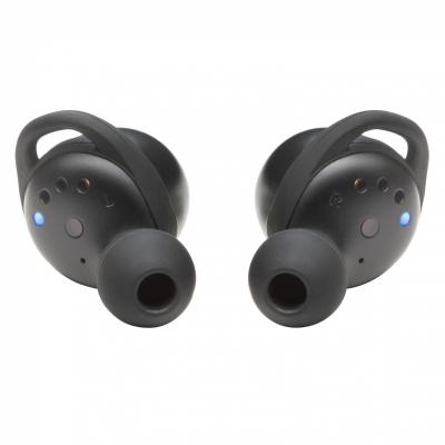 JBL Live 300TWS True wireless In-Ear Headphones with Smart Ambient - JBLLIVE300TWSBLKAM