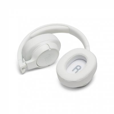 JBL TUNE 750BTNC Wireless Over-Ear ANC Headphones - JBLT750BTNCWHTAM