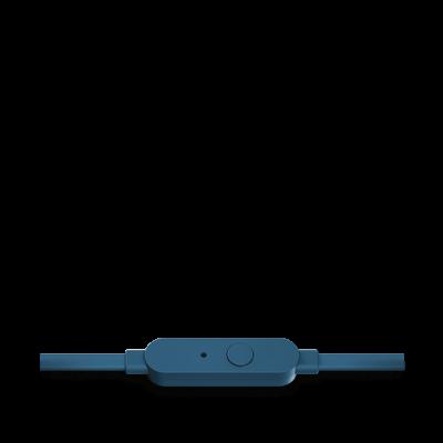 JBL Tune 110 In-Ear Headphones in Blue - JBLT110BLUAM