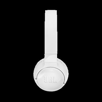 JBL Tune 600BTNC Wireless, On-Ear, Active Noise-Cancelling Headphones - JBLT600BTNCWHTAM
