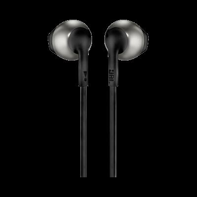 JBL TUNE 205 Earbud Headphones - JBLT205BLKAM