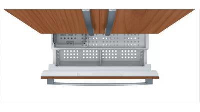 "36"" Bosch Benchmark Series Built-in Bottom Freezer Refrigerator In Panel Ready - B36IT905NP"