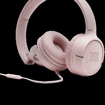 JBL Tune 500 Wired On-Ear Headphones - JBLT500PIKAM