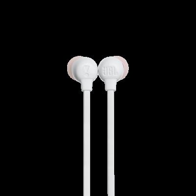 JBL TUNE 115BT Wireless In-Ear Headphones In White - JBLT115BTWHTAM