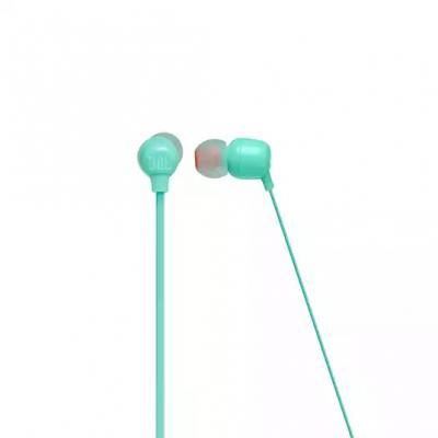 JBL TUNE 115BT Wireless In-Ear Headphones In Teal - JBLT115BTTELAM