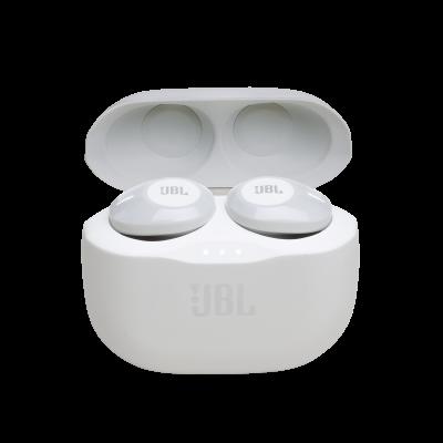 JBL TUNE 120TWS Truly Wireless In-Ear Headphones - JBLT120TWSWHTAM