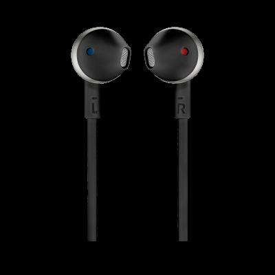 JBL TUNE 205BT Wireless Earbud Headphones In Black - JBLT205BTBLKAM