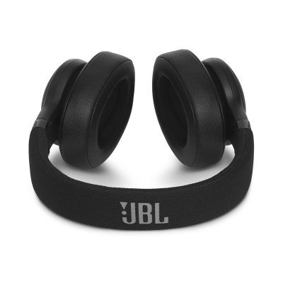 JBL Wireless Over-Ear Headphones In Black - E55BT (B)