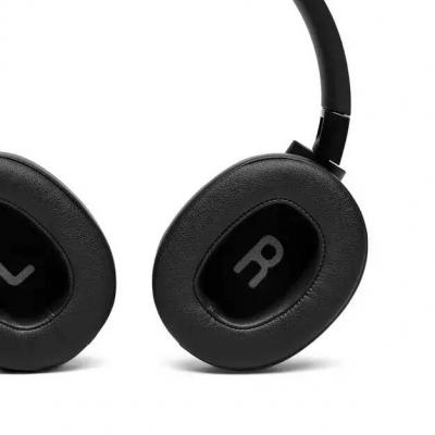 JBL Noise Canceling Wireless Over Ear Headphones Tune 750BTNC - JBLT750BTNCBLKAM