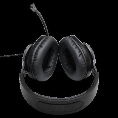 JBL Quantum 100 Wired Over-Ear Gaming Headset - JBLQUANTUM100BLKAM