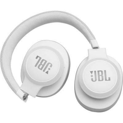JBL Wireless Over-Ear Headphones - Live 500BT (W)