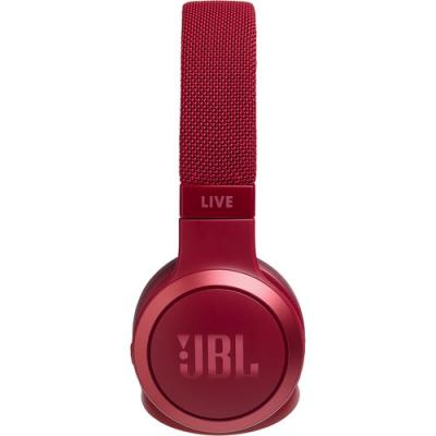 JBL Wireless On-Ear Headphones - Live 400BT (R)