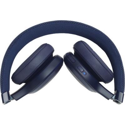 JBL Wireless On-Ear Headphones - Live 400BT (Bl)