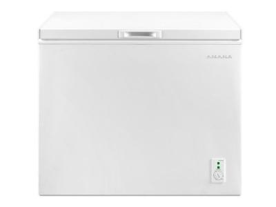 Amana 9.0 Cu. Ft. Compact Freezer With Flexible Installation - AQC0902GRW