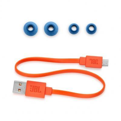 JBL Wireless In-Ear Neckband Headphone - LIVE 200BT (Bl)