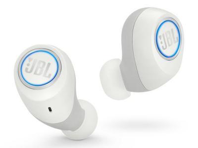 JBL Truly Wireless In-Ear Headphones - Free (W)