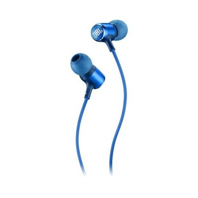 JBL In-Ear Headphone - Live 100 (Bl)