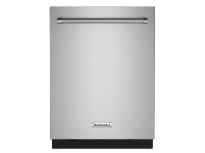"24"" KitchenAid 44 dBA Dishwasher with FreeFlex™ Third Rack - KDTM704KPS"
