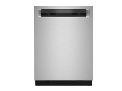 "24"" KitchenAid 44 dBA Dishwasher with FreeFlex Third Rack - KDPM704KPS"