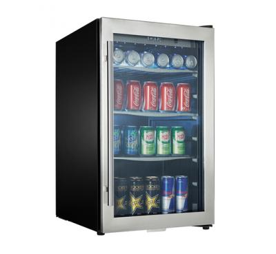 """19"""" Danby Beverage Center With 124.00 Beverage cans - DBC434A1BSSDD"""