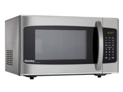 "20"" Danby 1.10 Cu. Ft. Microwave Oven - DMW111KSSDD"