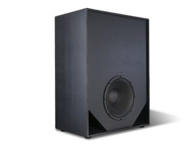 Klipsch LOW PROFILE SUBWOOFER FITS RESTRICTED AREAS IN MEDIUM TO LARGE AUDITORIUMS KPT884SW