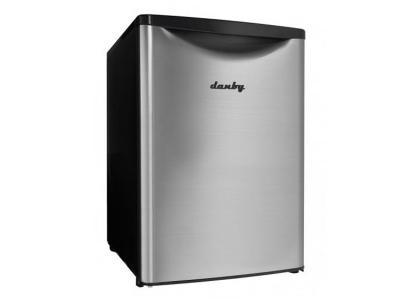 "18"" Danby 2.6 Cu.ft Compact Refrigerator - DAR026A2BSLDB"
