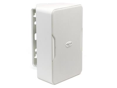 Klipsch Indoor/Outdoor Distributed Audio System Speakers (Pair, White) CP6TW