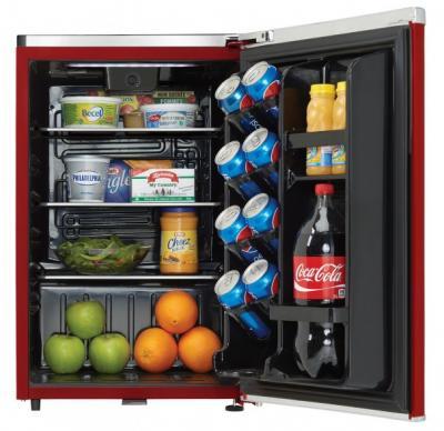 "18"" Danby 2.6 Cu.ft. Compact Refrigerator - DAR026A2LDB"