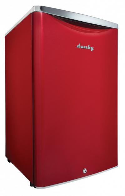 "21"" Danby 4.4 Cu. Ft. Compact Refrigerator - DAR044A6LDB"
