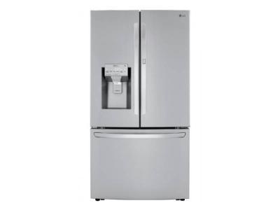 """36"""" LG 30 cu.ft. Door-In-Door Refrigerator with Craft Ice - LRFDS3016S"""