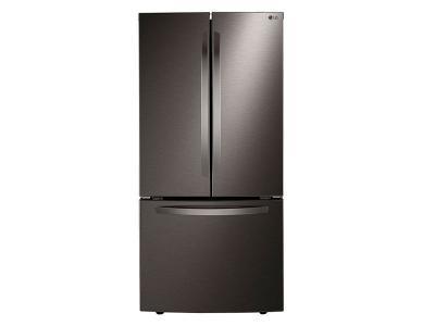 "33"" LG Smudge Resistant French Door Refrigerator - LRFCS2503D"
