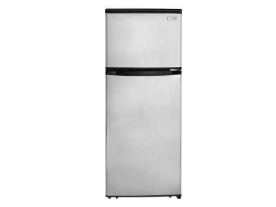 "24"" Danby Designer 11 Cu. Ft. Apartment Size Refrigerator - DFF110A1BSSDD"