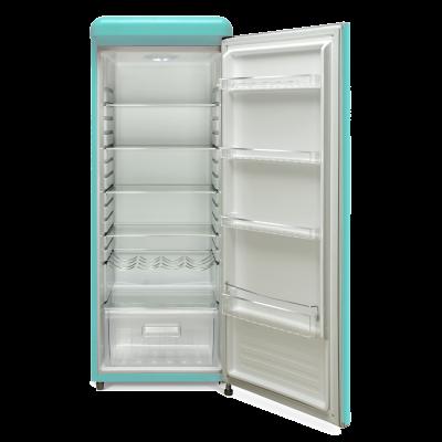 """22"""" Epic Aqua-Turquoise Retro All Refrigerator - ERAR88TIF"""