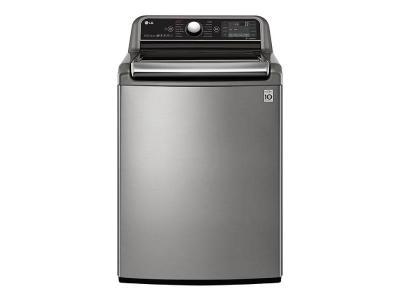 "27"" LG 6.0 Cu.Ft. Top Load Washer With TurboWash3D Technology - WT7850HVA"