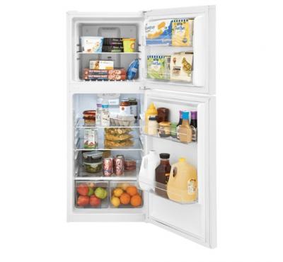 "24"" Frigidaire 10.1 Cu. Ft. Top Freezer Apartment Size Refrigerator - FFET1022UW"