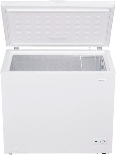 Frigidaire Chest Freezer With Power On Indicator Light - FFCS0922AW