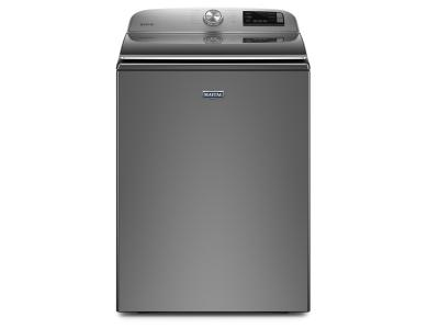 """27"""" Maytag 4.7 Cu. Ft. Top Load Washer With Stainless Steel Drum - MVW6230HC"""